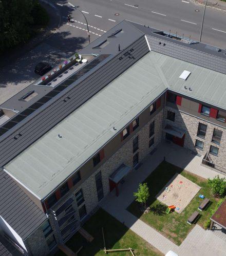 Wohngebäude, Owiesenstrasse 36-38, Hamburg – Bramfeld