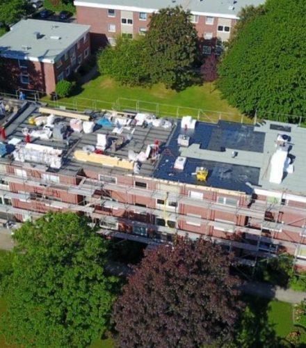 Wohnanlage einer Eigentümergemeinschaft in HH-Schnelsen, vertreten durch die Hausverwaltung Stöben & Wittlinger